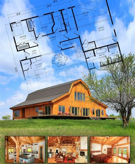 post and beam cabin floor plans best 25 post and beam ideas on cabin floor