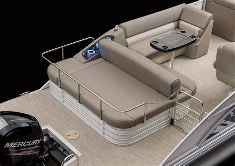bennington pontoon captains chair 2017 sx24 premium swingback pontoon boats by bennington