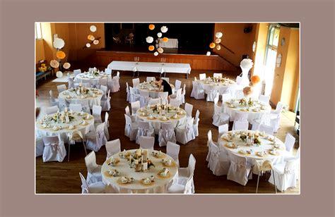 Tischdeko Creme Hochzeit by Hochzeitsdeko Ab 1