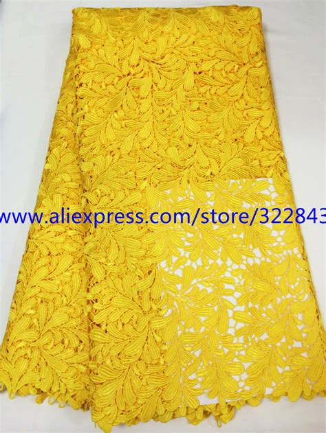 Best Seller High Quality Lace Yellow Tmc buy wholesale yellow lace fabric from china yellow lace fabric wholesalers aliexpress