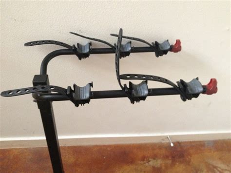 bell bike rack replacement cradle and straps motorcycle