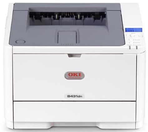 oki printer resetter 1 4 6 okidata b431dn laser printer duplex network