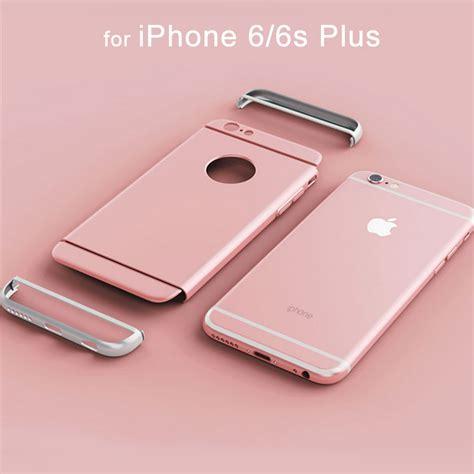 Iphone 6 6s Stussy Logo Pattern Hardcase aliexpress buy luxury metallic pc phone for apple iphone 7 plus 6 6s plus
