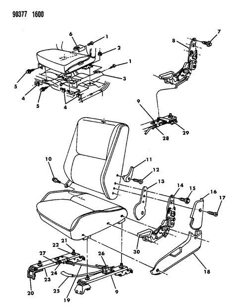 free download parts manuals 2010 dodge dakota auto manual 1993 dodge dakota adjuster manual and attaching parts 60 40 and bucket seat n truck