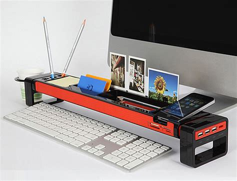 The Neat Desk Organizer The Istick Multifunction Desktop Organiser Business Insider
