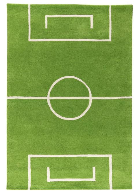 football rug kateha design by karin mannerst 229 l baby s
