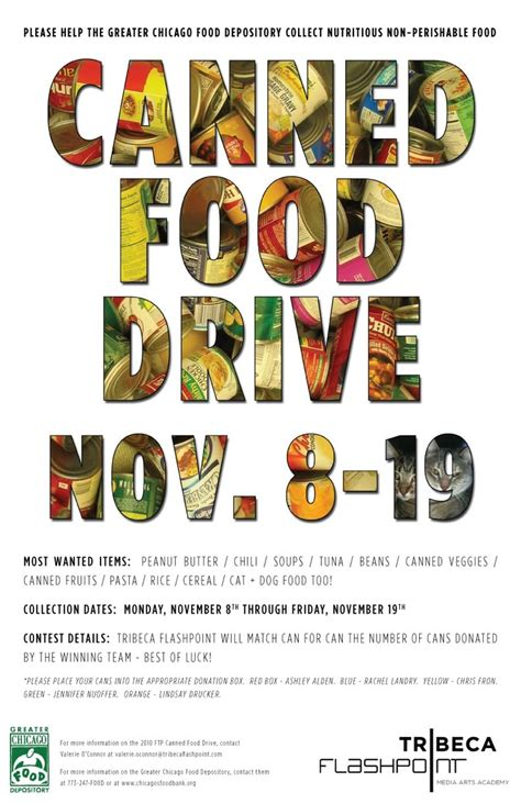 can food drive flyer template food drive poster cub scout food drive