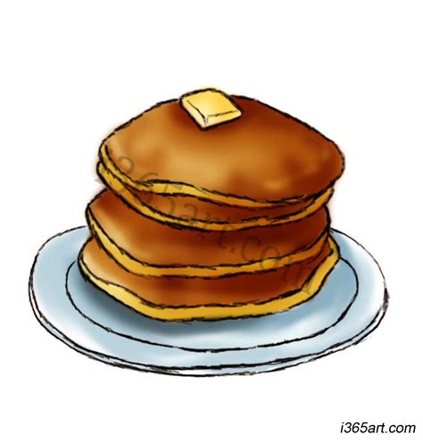 pancake clipart flapjack pancake clipart