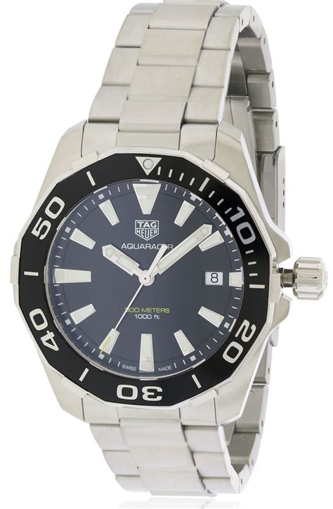 Tag Heuer Aquaracer Way111a Ba0928 tag heuer watches shop luxury swiss timepieces jacob time