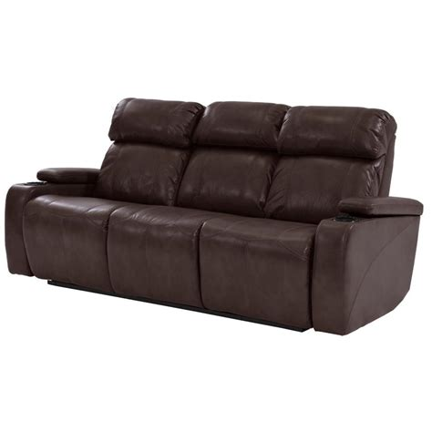 magnetron brown power motion sofa el dorado furniture