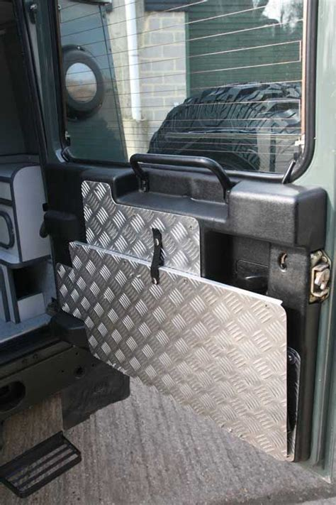 ford land rover interior new project overland defender expedition portal 4x4