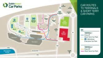 official dublin airport car parks