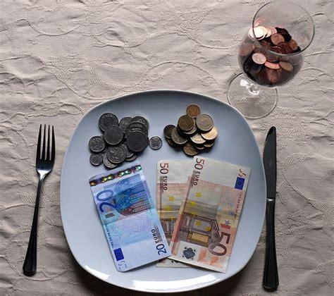 kmann essen dass geld nicht essen kann denktagebuch
