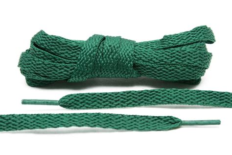 green shoe laces colorful shoe laces