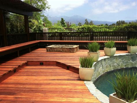 outdoor decke five deck surfaces that won t burn your