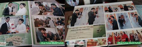contoh desain foto wedding contoh ukuran foto album kolase 20 215 30 dan ukuran 25 215 30