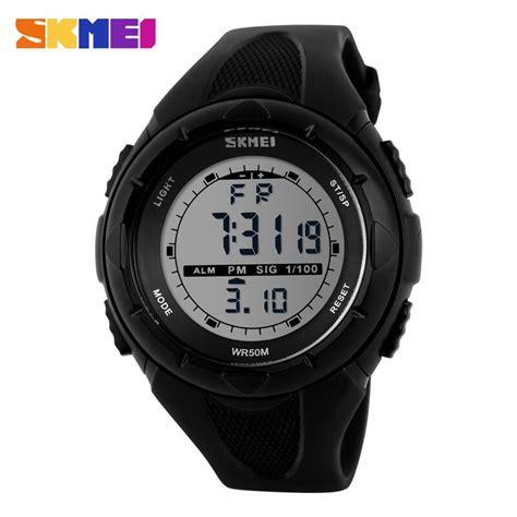 Jam Tangan Keren Skmei 1155 Jam Tangan Sport Digital Black skmei jam tangan sport digital wanita dg1074 black jakartanotebook