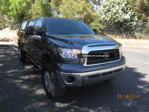 Toyota Tundra Leer Cer Shell Toyota Tundra 2008 Sr5 Crewmax 5 7l 4wd Leer Cer Shell