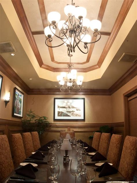 private dining room ruth s chris waikiki expands with private dining room