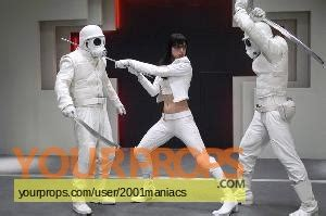 White Gas Mask Ultraviolet Costume by Ultraviolet Complete With Gas Mask Original