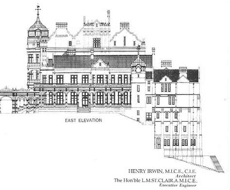Home Office Floor Plans viceregal lodge