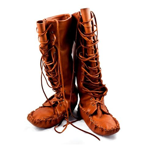 mens knee high moccasin boots 59 best images about boots moccasin and shoe on