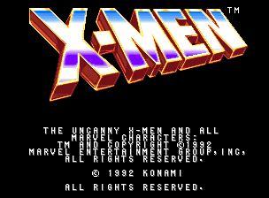 play x men coin op arcade online | play retro games online