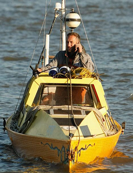 row boat around the world man returns from round the world pedal boat trip after 13