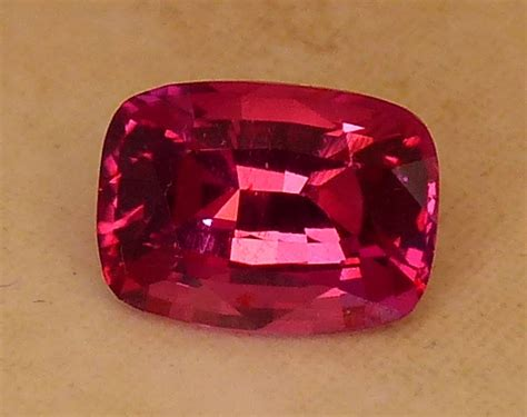Ruby Corundum 2 70ct all that glitters gemstone photographs ruby