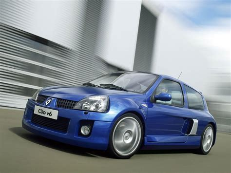 renault clio sport v6 renault clio 3 0 v6 renault sport photos and comments