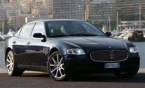 2007 Maserati Quattroporte by Car And Driver