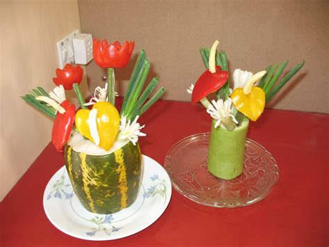 Salad Decorated by Salad Decoration Images Pictures And Photos Salad