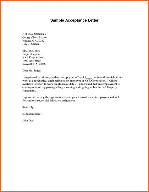 College Acceptance Letter Through Email 8 College Acceptance Letters Exles Paradochart