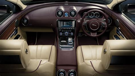 jaguar cars interior jaguar xj luxury sedan car interior photos wallpapers
