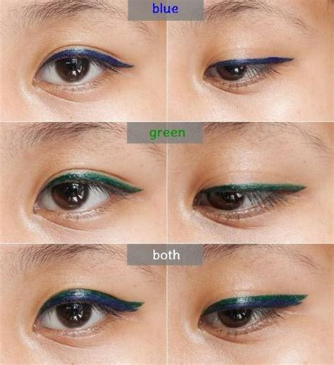eyeliner color for brown what do you think about colored eyeliners girlsaskguys