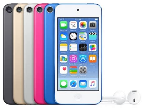 Best Seller Ipod Touch 6 64gb All Colour Bnib Garansi Resmi 1 Tahun new 6th generation ipod touch released by apple