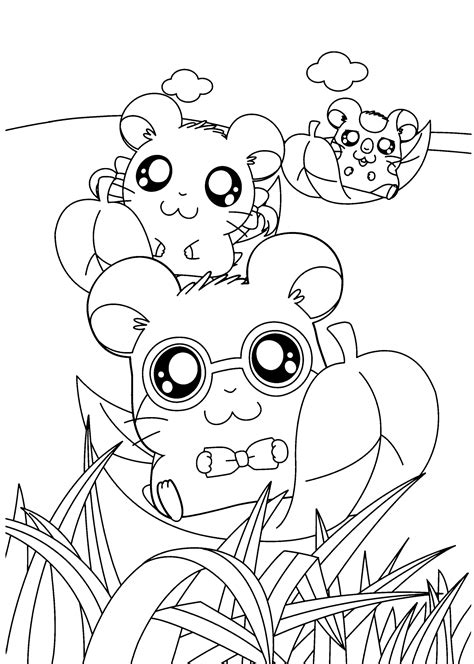 anime coloring page animals coloring pages anime coloring coloring pages
