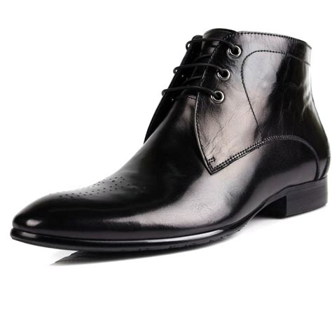 dress boots mens black dress boots dress ty