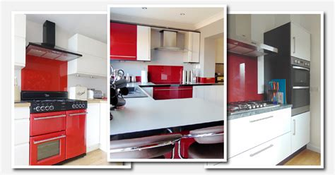 premier kitchen cabinets uk 3 red kitchens 3 different ways all from premier kitchens