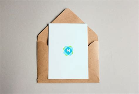 Greeting Card Envelope Template Mailing by Greeting Card Envelope Mockup Mockup Templates