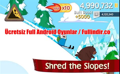ski safari adventure time apk ski safari adventure time v1 0 5 apk apk paylas android apk hileli oyunlar indir