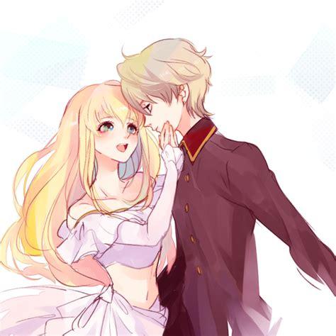 anime boy anime couple anime girl couple drawing love