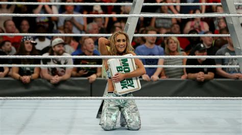 Who Win Money In The Bank - wwe money in the bank 2017 3 opportunities for carmella to cash in