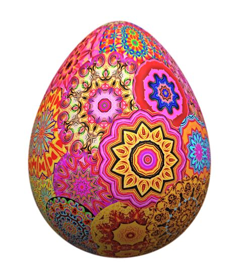 colorful easter eggs easter egg colorful mandala png 183 free image on pixabay