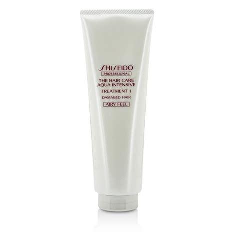Shiseido Aqua Intensive shiseido the hair care aqua intensive treatment 1 airy