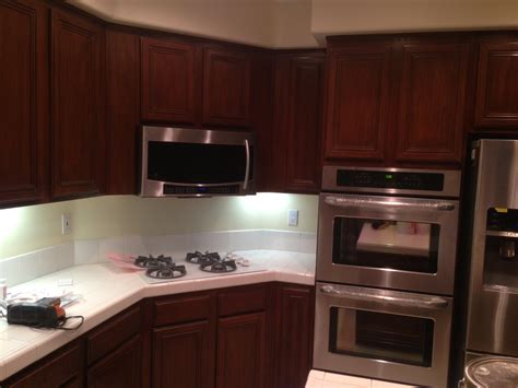 Refinishing Kitchen Cabinets by Kitchen Cabinets And Refrigerator Render 3d Interior