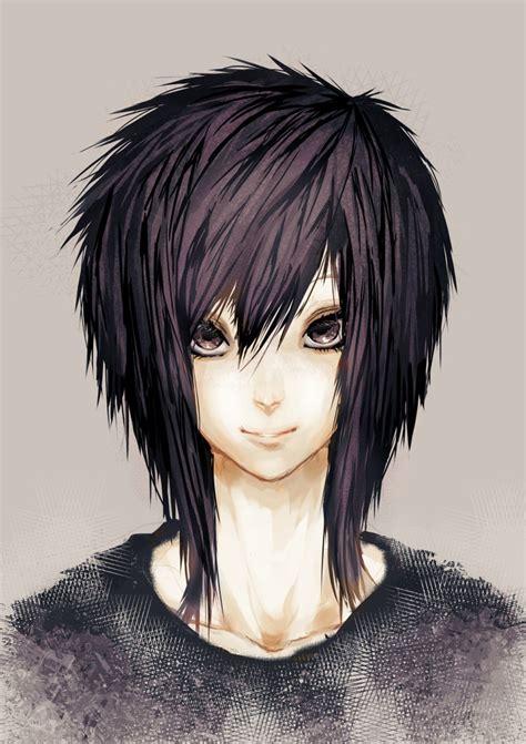 emo anime hairstyles violet emo scene girl by mar5hma110w on deviantart