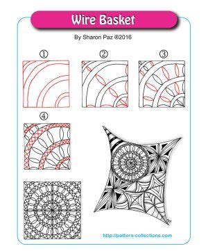 zentangle basket pattern 1445 best zentangle patterns collection com images on