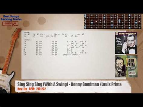 sing sing sing with a swing louis prima sing sing sing with a swing benny goodman louis