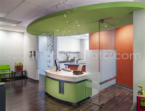 pediatric office by martinkovic milford decorating interiors and office designs
